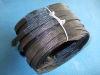 Guaina a treccia espandibile poliestere nera diam.mm.12 (bobina  m. 50)