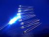 LED bianco altissima luminosità mm.3 15.000mcd (n.20 pezzi)