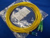 Fiber optic cable type SCA-LC/SM/DX