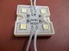 Modulo stagno 1W 12V n. 4 led 5050 bianco caldo ST-MS2-4