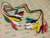 N.10 cables with clamps