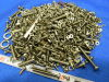INOX screw lot 1Kg.