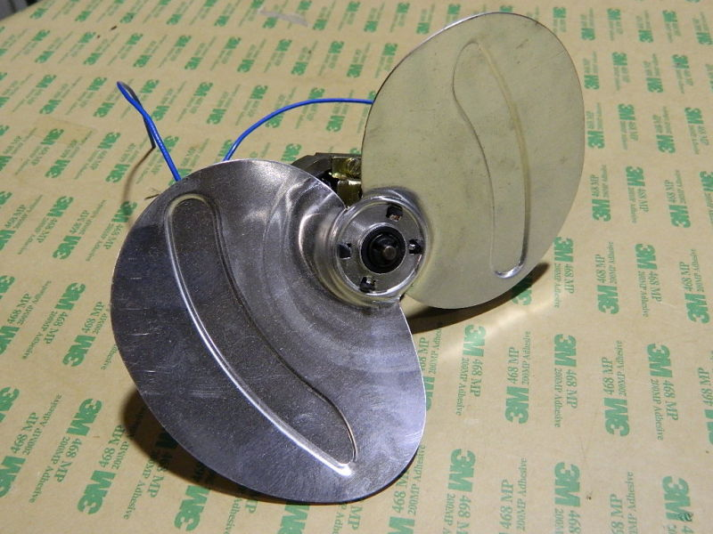 Ventilatore 220vac 2 pale silenzioso for Ventilatore a pale da soffitto silenzioso