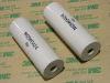 Coppia isolatori ceramici cilindrici mm. 66x25,4