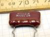 4700pF 300Vcc 1% condensatore mica/argento