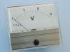 Voltmeter 15Vdc  70x60 , class 1.5
