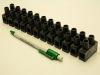 Polymer modular terminal block 12pin 25mmq. Gewiss GW44605
