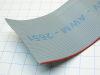 Flat cable piattina 40 poli AWG28 passo mm. 1,27