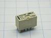 PCB relay AXICOM D3496 12Vdc coil,  2 DPDT