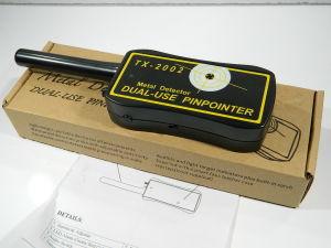 Metal detector pinpointer TX2002, waterproof probe shaft