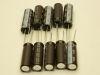 1000uF 16Vdc capacitor Nichicon PJ(M) 105°  (n.10pcs)