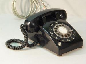 Telefono Western Electric made in USA anni 60 originale vintage