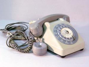 Telefono francese anni 60'