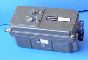 Antenna coupler for transceiver radio  SEM 25/35, German Army