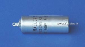 12MF 350V Condensatore Tantalio