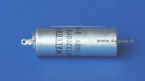 Tantalum capacitor 12MF 350V