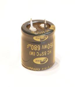 680uF 160V Condensatore elettrolitico Samwa