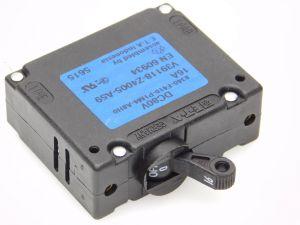 E.T.A 8340-F410-P1M4-A8H0 interruttore corrente continua 16A 80Vcc  foro circolare