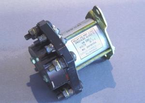 Relay 2 contacts N.O. 100A  coil 24Vdc
