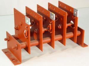 Ponte raddrizzatore monofase 400V - 180A, dissipatore in rame