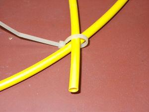 Termorestringente Raychem 3/16 giallo
