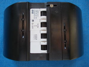 Automatic switch 4 poles