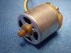 Motor 12Vdc 140mA 8.000rpm