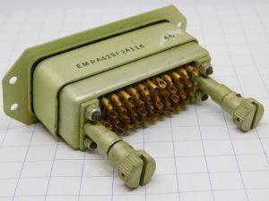 Connettore completo, EMRA42S-F2A 116, EMRA42P-M1A106 42pin placcato oro