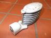 Pompa rilevamento gas Drager mod. 31, pompa vuoto