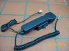 Handset with support