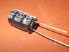 4,7uF 400V n.10 condensatori elettrolitici  Sanyo