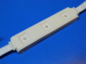 Modulo stagno RGB 0,75W 12V n.3 led 5050  ST-MRGB3-3