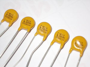 VE13 3850K Varistor ( 5pcs)