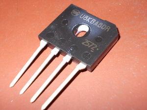 U8KBA80 Ponte raddrizzatore 800V 8A