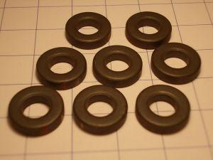Toroide in ferrite mm. 12x6x3  (n.8 pezzi)