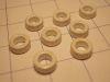 Toroide in ferrite mm. 6x3x3  (n.8 pezzi)