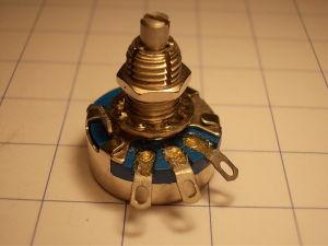 Potenziometer 25Kohm 0,5W