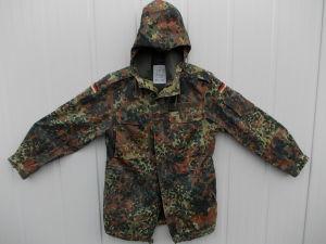German Army Parka mimetic  jacket