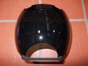 Schermo scuro anti raggi UV