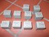10 each transformers 2,8VA  220/12V