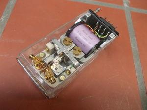 Siemens relay . Kleinpoleralais V 23063 B036 Z102