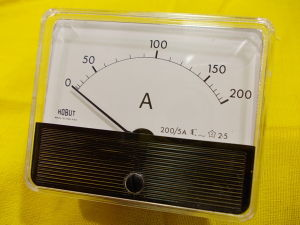 Ammeter 200/5Amp.