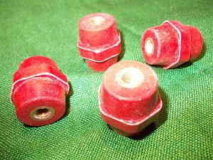 Insulator mm.25x22 n.4pcs.