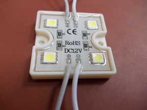 1W waterproof led module warm white