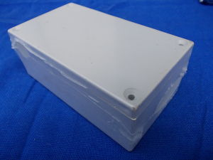 Plastic box mm. 115x55x40