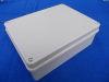 Plastic box mm. 200x160x72