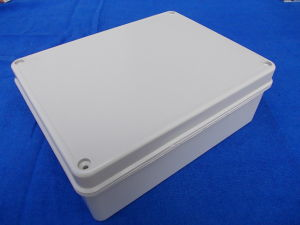 Plastic box mm. 200x160x72