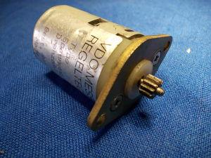 VDO Motor 12Vdc 3.000rpm  M28x10S