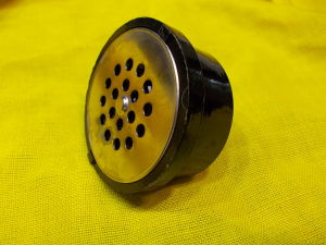 Stromberg Carlson receiver transmitter microphone , vintage rare