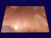 """Duroid Rogers laminato ramato doppia faccia alta frequenza 18""""x12"""""""